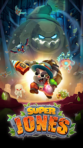Super Jones Hack for Android and iOS 1