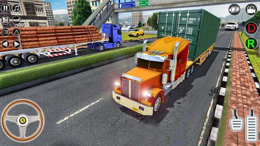 American truck driver simulator: USA Euro Truck Apkfinish screenshots 5