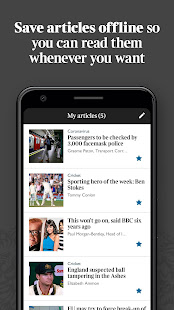 The Times & The Sunday Times 7.2.0 Screenshots 2