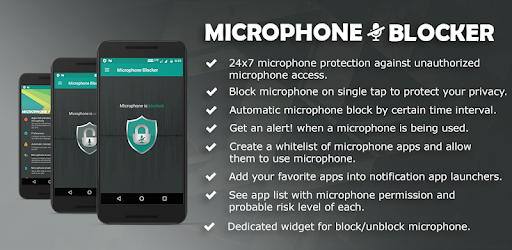 Microphone Blocker - Apps on Google Play