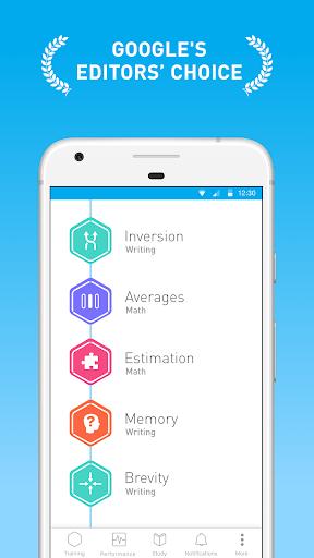 Elevate - Brain Training Games  Screenshots 1