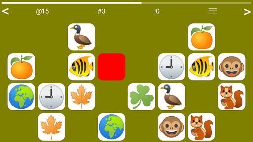 Oya: Alzheimer Games, Match Pairs  screenshots 2