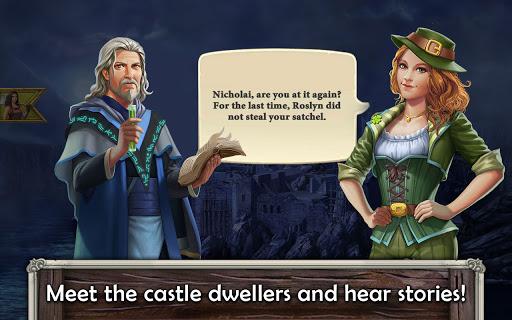 MatchVentures - Match 3 Castle Mystery Adventure apkslow screenshots 13