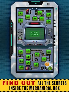 MechBox: The Ultimate Puzzle Box Screenshot