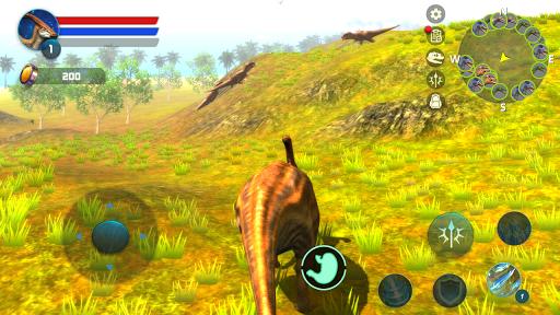 Parasaurolophus Simulator 1.0.6 screenshots 2