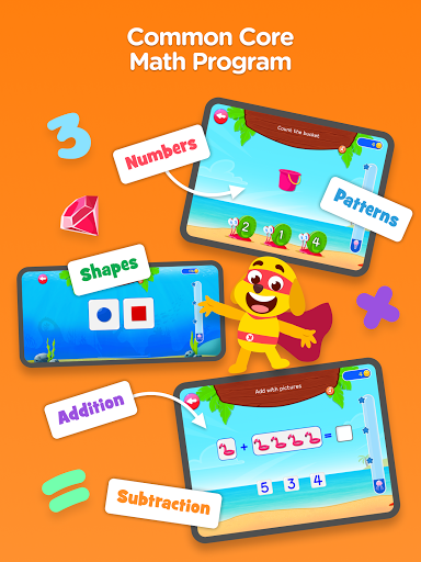 Kiddopia: Preschool Education & ABC Games for Kids 2.2.2 screenshots 17