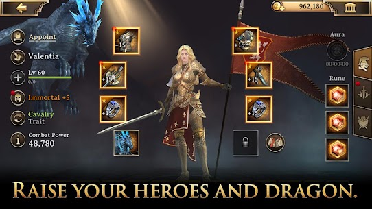 Iron Throne: 5.2.0 The Firstborn Mod Apk [Unlimited Money] 1