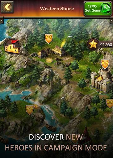 Kingdoms of Camelot: Battle  screenshots 15