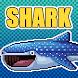 サメ育成 - ピクセルアートの癒やし系アクアリウム