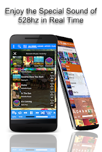528 Player Pro Apk- Lossless 432hz Audio Music Player 32.0 (Paid) 1