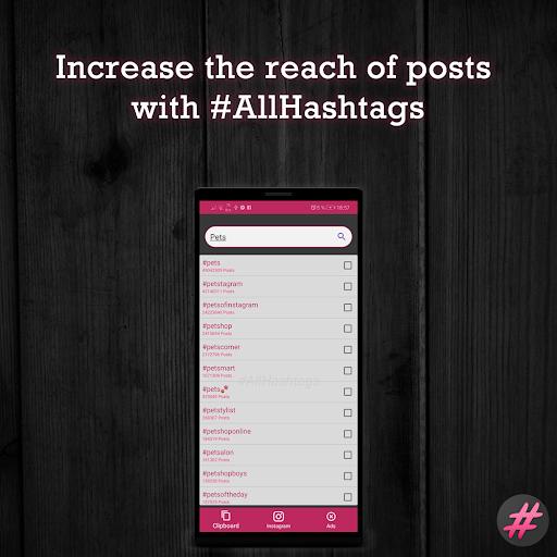 ? english hashtags generator for instagram screenshot 3