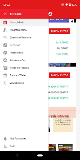 vePatria 0.5.8 Screenshots 2