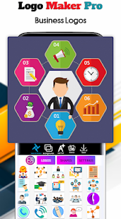 Logo Maker 2021- Logo Creator, Logo Design 1.1.4 Screenshots 5