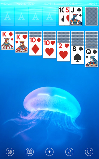 Solitaire screenshots 21