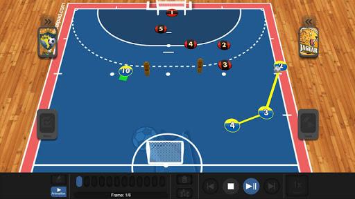 TacticalPad Futsal & Handball 5.5.3 screenshots 1