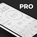 Lines Dark Pro - Icon Pack - Androidアプリ