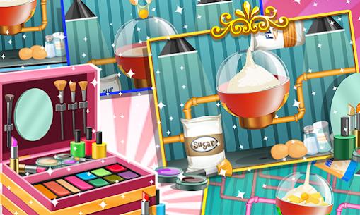 Makeup Kit baking Factory ???? – Makeup cake maker Apk 1