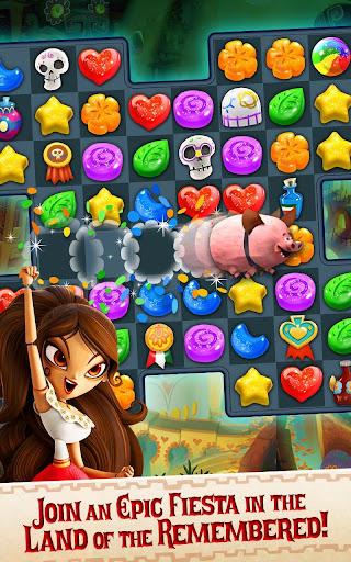 Sugar Smash: Book of Life - Free Match 3 Games. 3.96.203 Screenshots 14