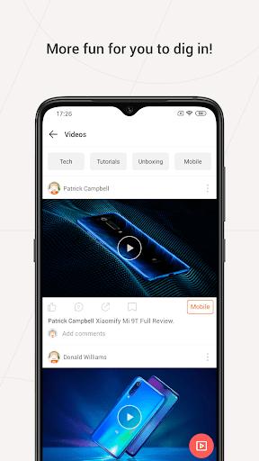 Mi Community - Xiaomi Forum 4.5.14 Screenshots 4