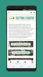 Vegetable, Fruit, & Herb Garden Planning Guides