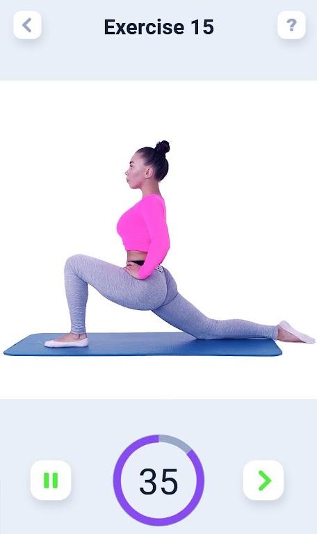Splits. Flexibility Training. Stretching Exercises  poster 9