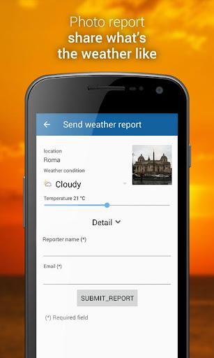 3B Meteo - Weather Forecasts  Screenshots 7