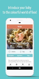 Baby Led Kitchen – Baby Led Weaning Recipes (BLW) Apk Download 3