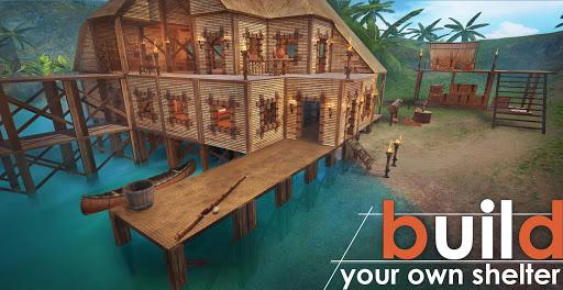 Survival Island: EVO PRO– Survivor building home  screenshots 1