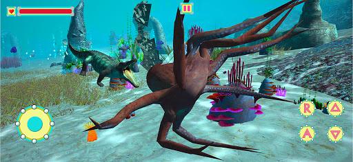Underwater Crocodile Simulator u2013 Crocodile Games 1.3 screenshots 13