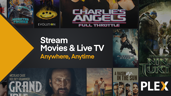 Plex: Stream Free Movies & Watch Live TV Shows Now Screenshot