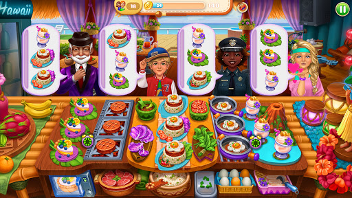 Tasty World: Cooking Games 1.10.1 screenshots 2