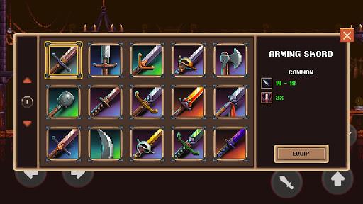 Mortal Crusade: Platformer with Knight Adventure Knight Adventure screenshots 6