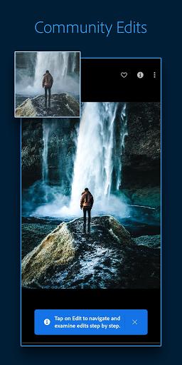 Adobe Lightroom - Photo Editor & Pro Camera 6.1.0 screenshots 5
