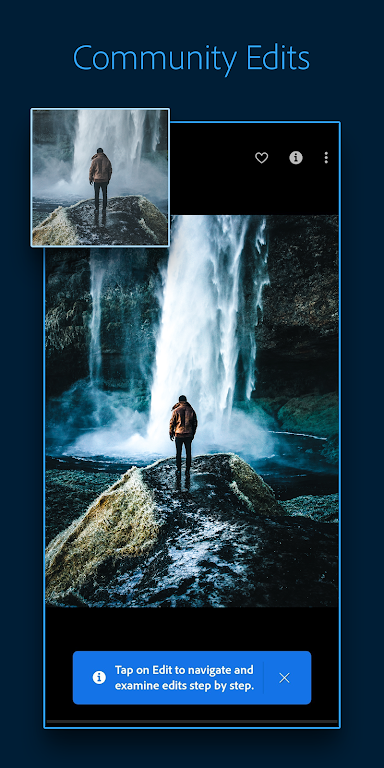 Adobe Lightroom - Photo Editor & Pro Camera  poster 4