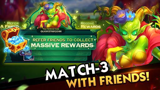 Legends of Gems: Puzzles & Match 3  screenshots 5
