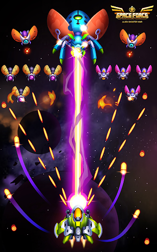 Space Force: Alien Shooter War 1.4.2 screenshots 4