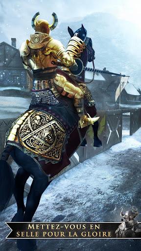 Rival Knights APK MOD – Monnaie Illimitées (Astuce) screenshots hack proof 1