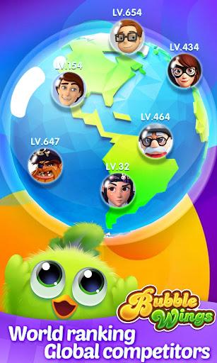 Bubble Wings: offline bubble shooter games 2.5.7 screenshots 5