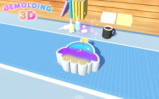 Demolding 3D screenshots 15