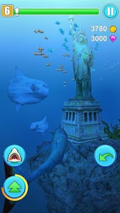 Köpekbalığı Simulatörü Full Apk İndir 4