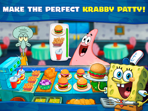 Spongebob Krusty Cook Off Aplicaciones En Google Play