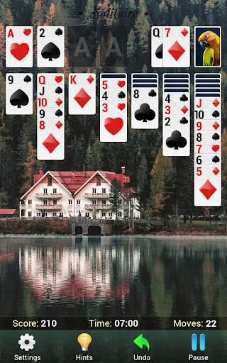 Solitaire - Classic Klondike Solitaire Card Game screenshots 16
