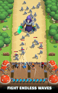 Wild Castle TD: Grow Empire Tower Defense MOD (Unlimited Money) 4