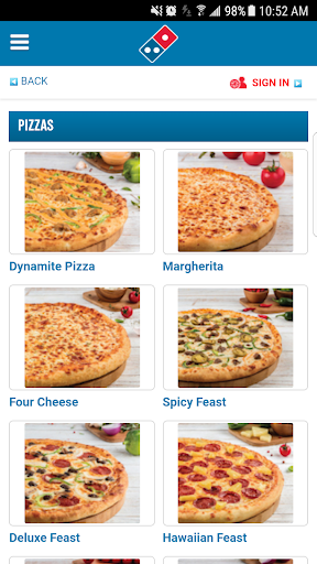 u062fu0648u0645u064au0646u0648u0632 u0628u064au062au0632u0627 Dominou2019s Pizza 4.0.0 Screenshots 3