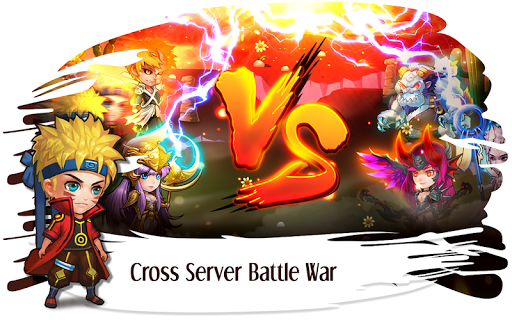 Manga Clash - Warrior Arena apkpoly screenshots 3