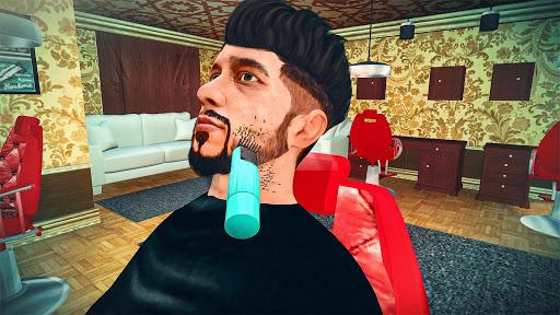 Perfect Barber shop Hair salon Game 0.4 screenshots 3