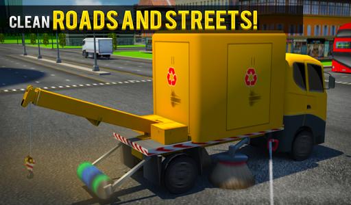 Garbage Dumper Truck Simulator 1.3 screenshots 8