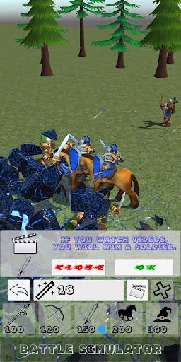 Battle Simulator 4.5 screenshots 7