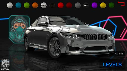 Driving Simulator M4 apkpoly screenshots 9