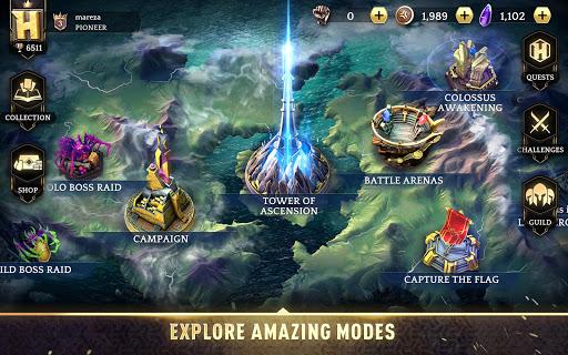 Heroic - Magic Duel 2.1.5 screenshots 19